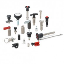Indexing Plungers, Locking Pins & Spring Plungers