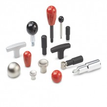 Standard Parts for Clamping & Operating + Machine & Fixture Elements