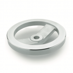 GN322-Disc_Handwheel__Blank_Rim_Polished__without_Revolving_Handle__Aluminium.png