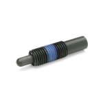 GN611-Spring_Plunger__Long_Version__Blackened_Steel_with_Blue_Longitudinal_Band.png