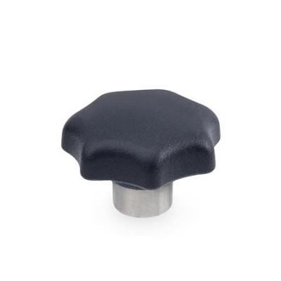 Star Knobs Gn6336 2 Reinforced Technopolymer Plastic
